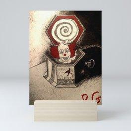 The Conjuring Music Box Mini Art Print