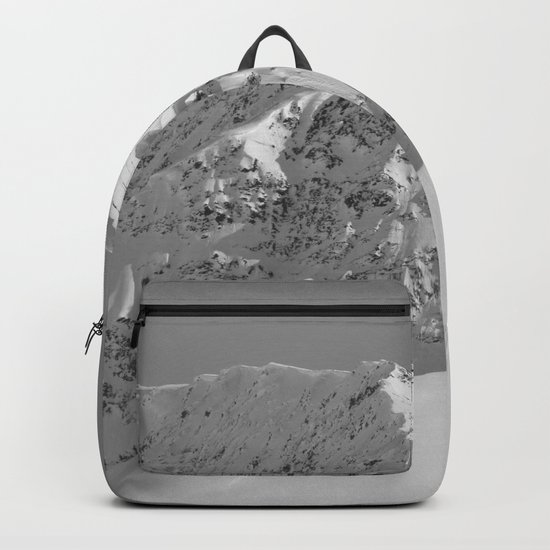 White as Snow Backpack