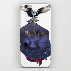 THAT HAWK! iPhone & iPod Skin