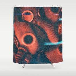 Armageddon Legacy Shower Curtain