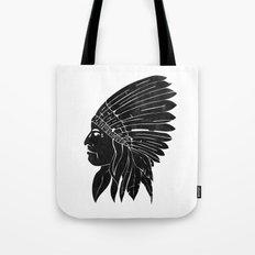 Chief / Black Edition Tote Bag
