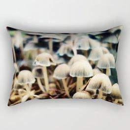 Mushroom Mountain Rectangular Pillow