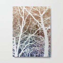 Barren Canopy  Metal Print
