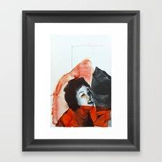 Frauengold verso Klosterfrau Framed Art Print