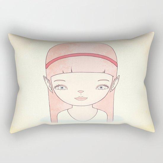 수호자 GUARDIAN Rectangular Pillow