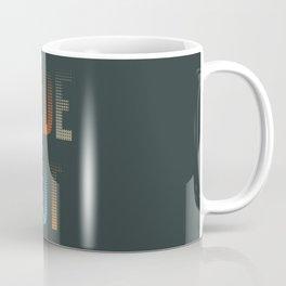 Fade Out Coffee Mug