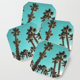 16 Palm Trees Art Print {1 of 2} Coaster