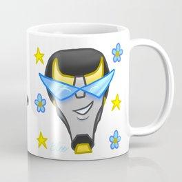 Transformers Animated Prowl Coffee Mug