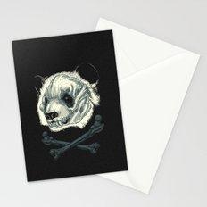 Hardcore Panda! Stationery Cards