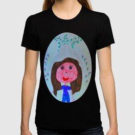 Elisavet loved the olive tree T-shirt