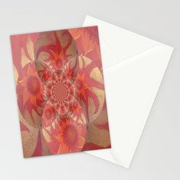 Radiantly Red- Revamped Stationery Cards