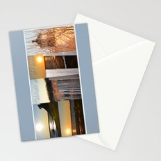 Solitude At The Beach Stationery Cards