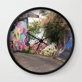Sao Paulo 24 Wall Clock