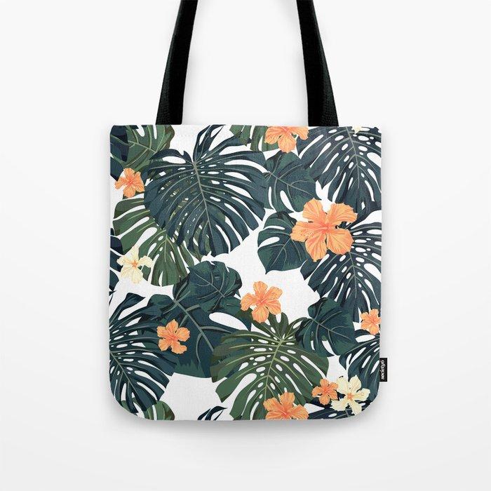 Tropical retro Tote Bag