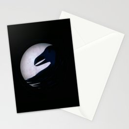 Darkness More Than Night Stationery Cards
