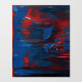 Passing Storm Canvas Print
