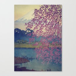 Bewilderment at Hainaan Canvas Print