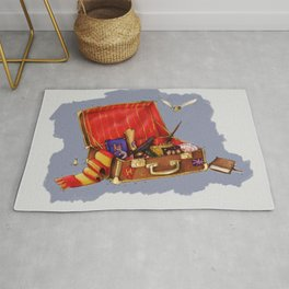 Magic Suitcase Rug