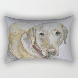 "A Tribute to ""Cheyenne"" Rectangular Pillow"