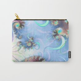 Blossoms and Breeze Carry-All Pouch