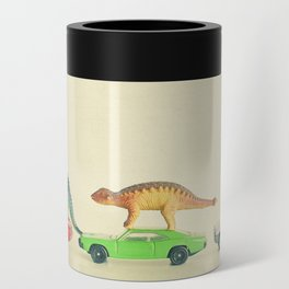 Dinosaurs Ride Cars Can Cooler