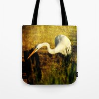 fishing Tote Bags featuring Fishing by JMcCool