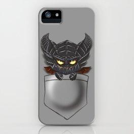 Dragon Pocket Tee iPhone Case