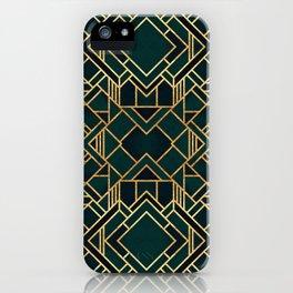 Art Deco 2 iPhone Case