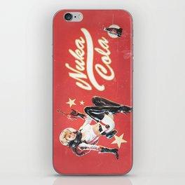 Nuka Cola iPhone Skin