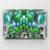 smoking iPad Cases featuring smoking feathers by haroulita
