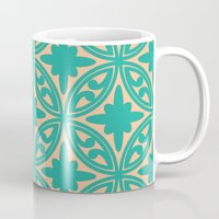 moroccan Mugs featuring Moroccan VIII by Mr and Mrs Quirynen