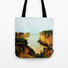 Shipwreck Coast Tote Bag