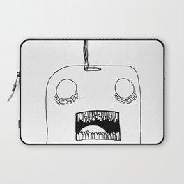 Hole in Head Laptop Sleeve