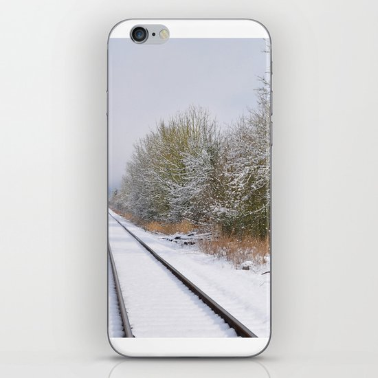 Remnants of a Simpler Time - The Tracks iPhone & iPod Skin