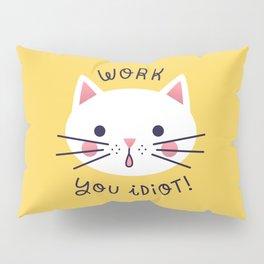 Bossy Cat Pillow Sham