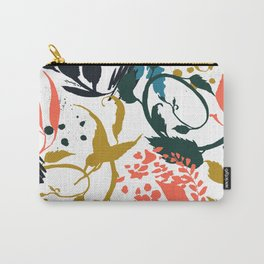 Modern abstract nature B1 Carry-All Pouch