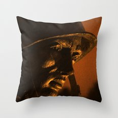 Wounded Warriors Project Charity Shirt Throw Pillow