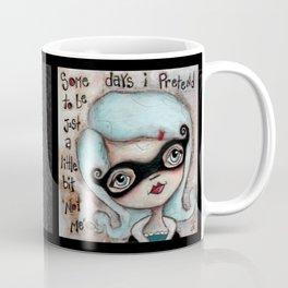 Not Me - by Diane Duda Coffee Mug