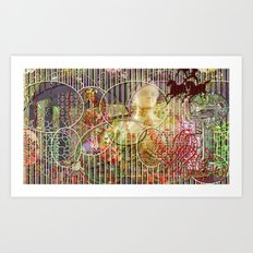 The Relative Frequency of the Causes of Breakage of Plate Glass Windows Art Print