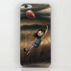Anywhere But Here iPhone & iPod Skin