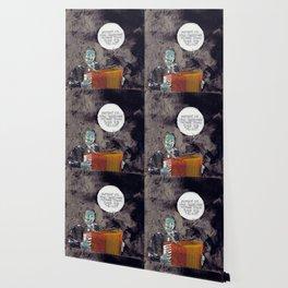 vinyl remix: the polka pimp Wallpaper
