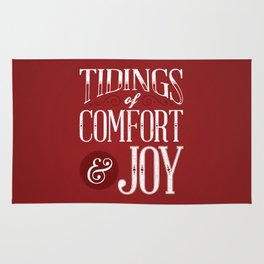 Tidings of Comfort & Joy Rug