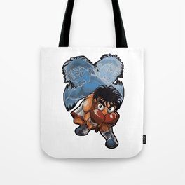 Makunouchi Ippo Tote Bag