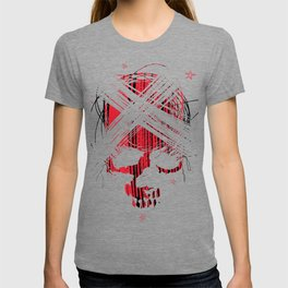 Star skull2 T-shirt