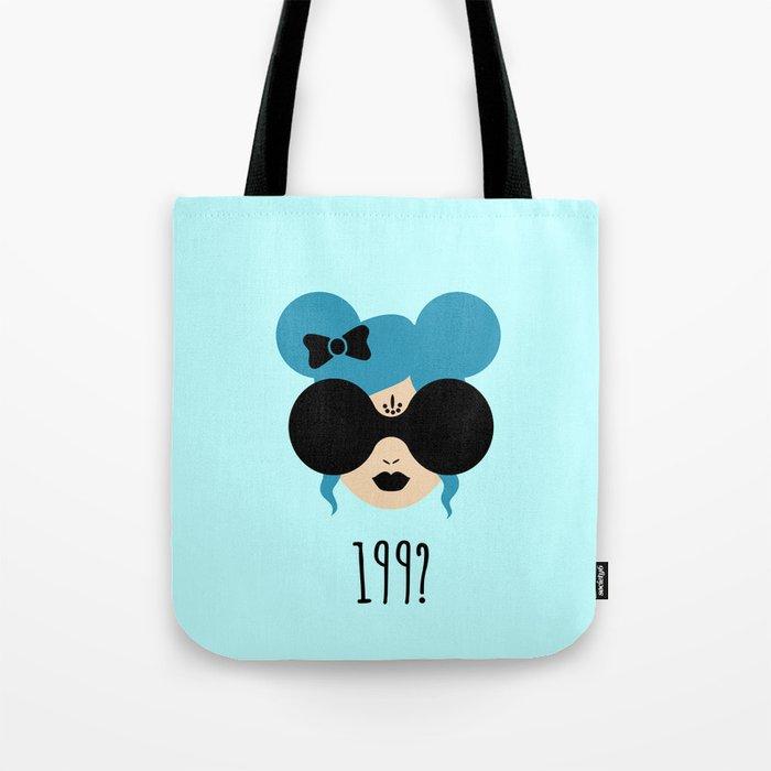 90's Baby Tote Bag