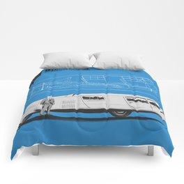 Dymaxion Comforters