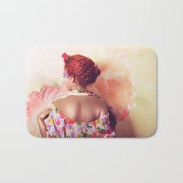 Spring. Bath Mat