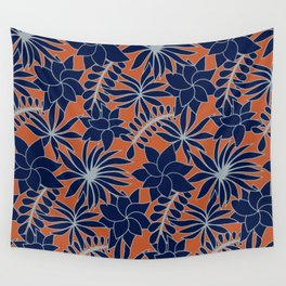 Joyful Gardens Wall Tapestry