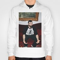 kevin russ Hoodies featuring Kevin by moriahaslan