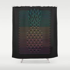 Hala Kahiki Shower Curtain